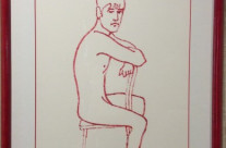 Male On Chair